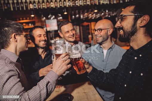 istock Toast to our friendship 933560568