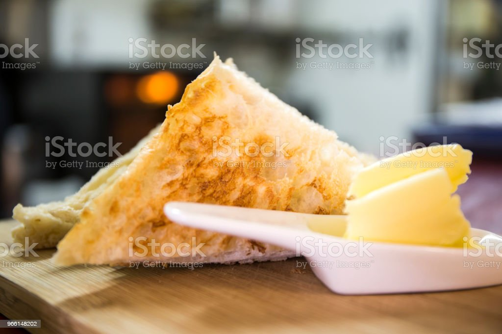 Toasted bread - Royalty-free American Culture Stock Photo