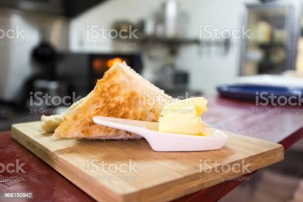 Pane Tostato - Fotografie stock e altre immagini di Alimentazione sana