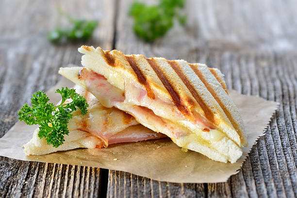 Toasted double panini – Foto