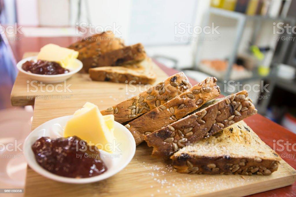 Toasted grain bread - Стоковые фото Австралия - Австралазия роялти-фри