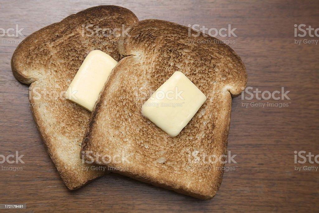 Toasted! royalty-free stock photo