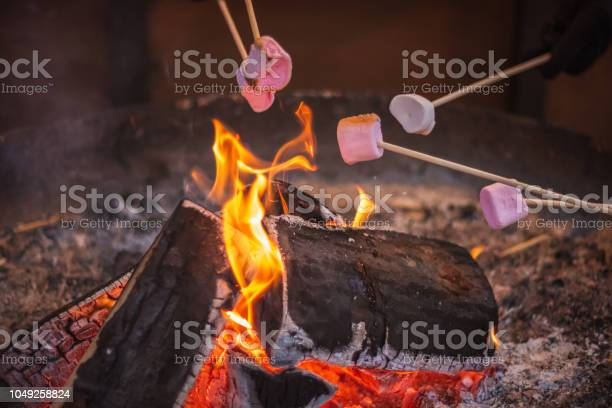 Toasting a marshmallow over an open flame at christmas market winter picture id1049258824?b=1&k=6&m=1049258824&s=612x612&h=t2 b2tm9mcnu q2r xo eyt5p4ozymekmm0h5teqq1w=