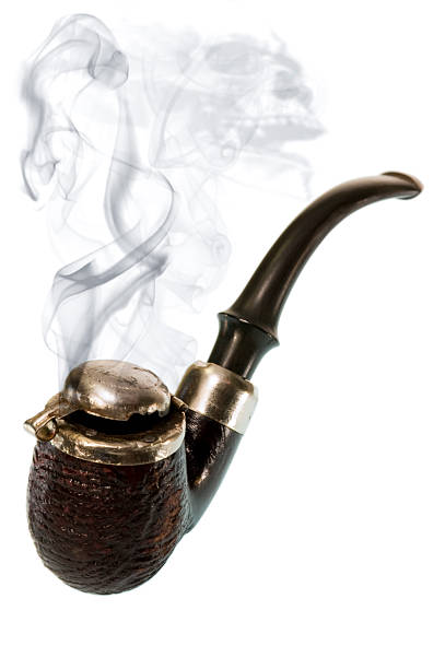 Tobacco pipe  deleterious stock pictures, royalty-free photos & images