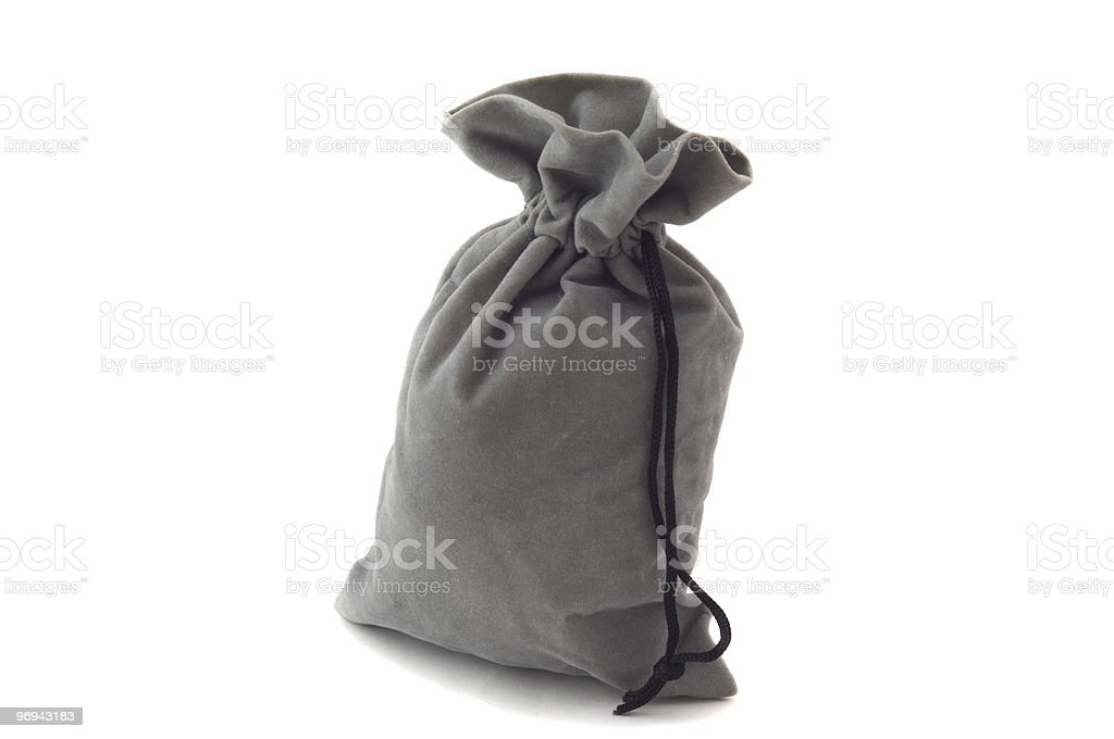 tobacco pouch royalty-free stock photo