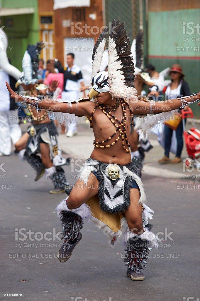 Tobas Dancer stock photo