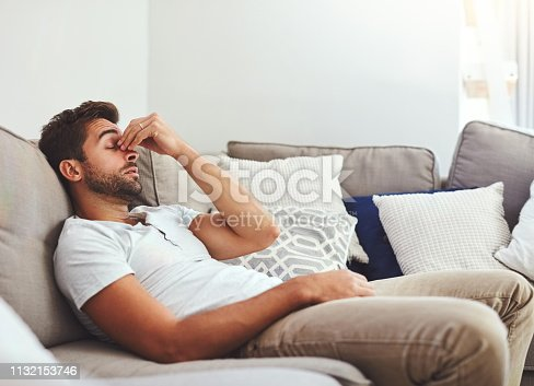 istock Today, I'm going nowhere 1132153746