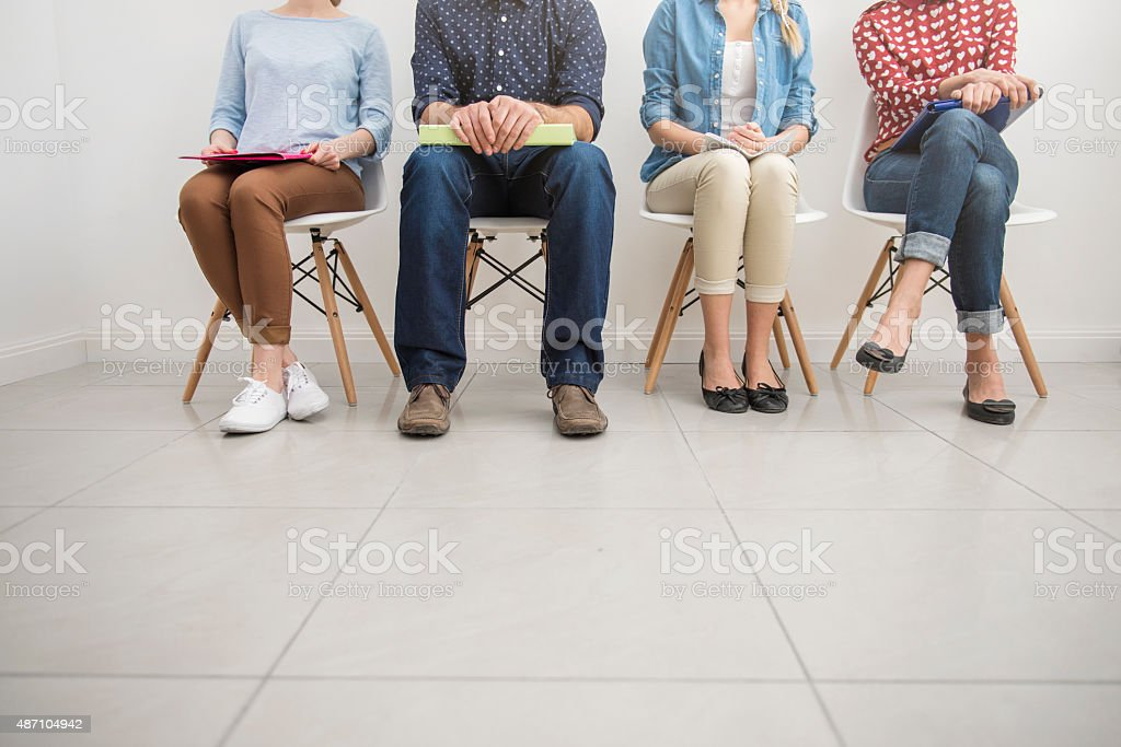 Today is the crucial day for them stock photo