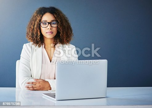 istock Today will be a productive day 876975298