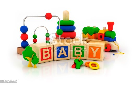 873187696 istock photo Toddler and Baby Toys 174982770