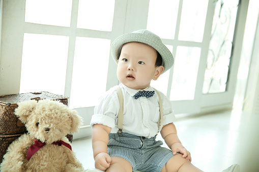 Toddler Baby Stock Photo - Download Image Now