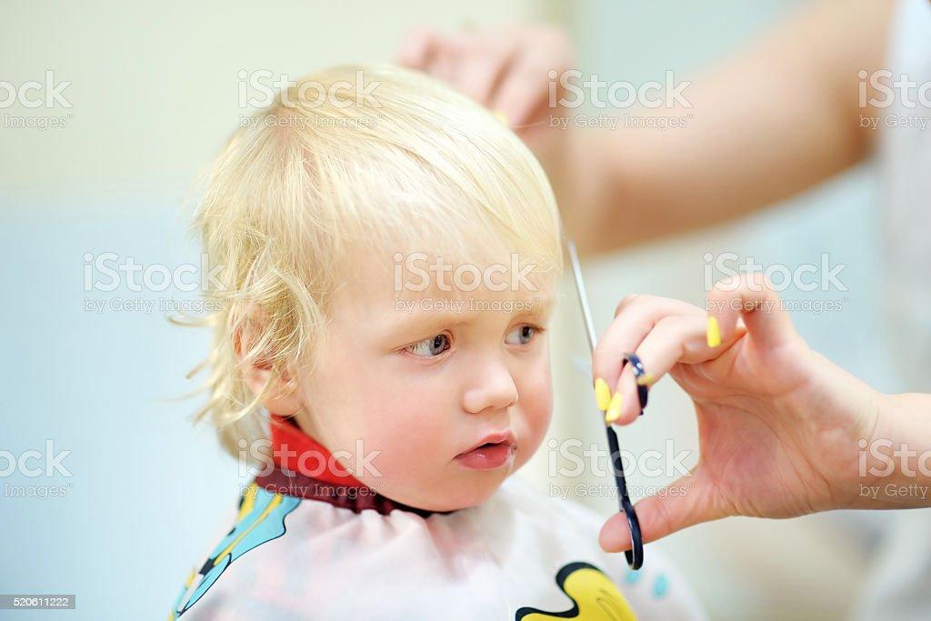 kleinkind haarschnitt