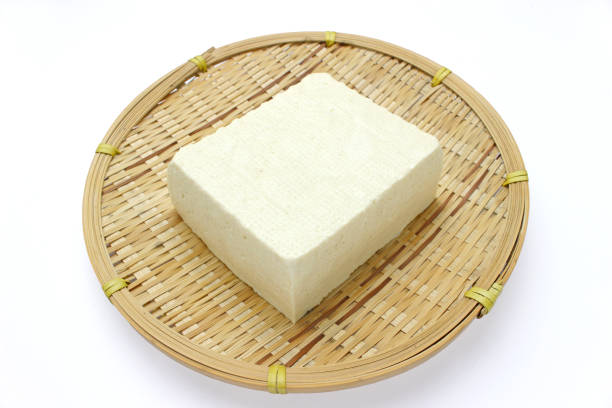 tofu - vleesvervanger stockfoto's en -beelden