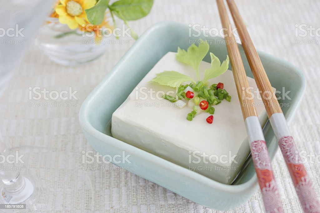 tofu royalty-free stock photo