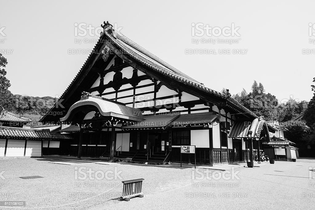 Tofuku-ji Temple in Kyoto, Japan stock photo