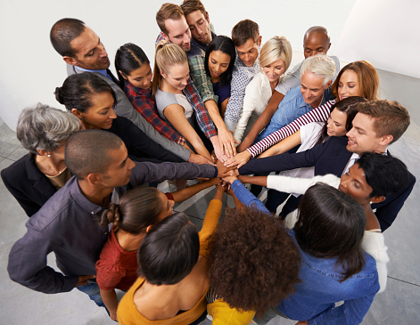 514325215 istock photo Together everyone achieves more 514325247