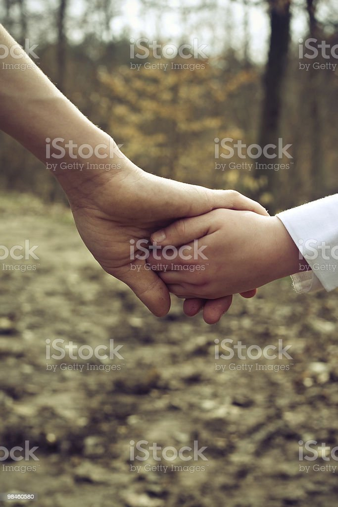 Together for ever royalty-free stock photo