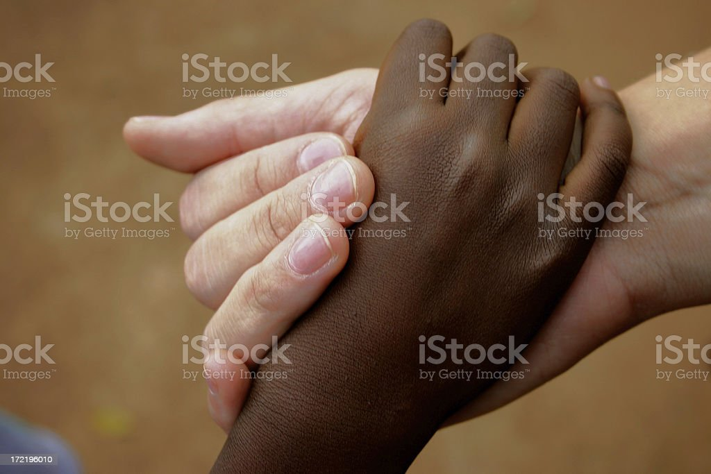 Together... royalty-free stock photo