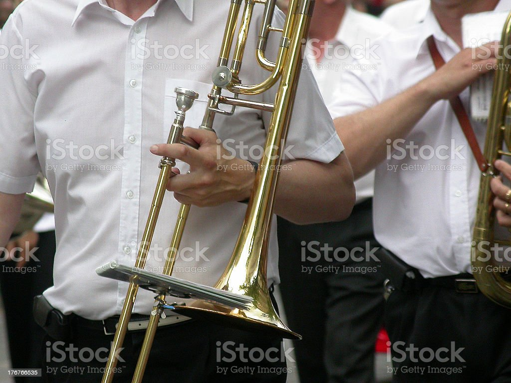 Ensemble royalty-free stock photo