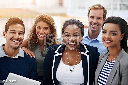 istock Together, success is a given 524156476