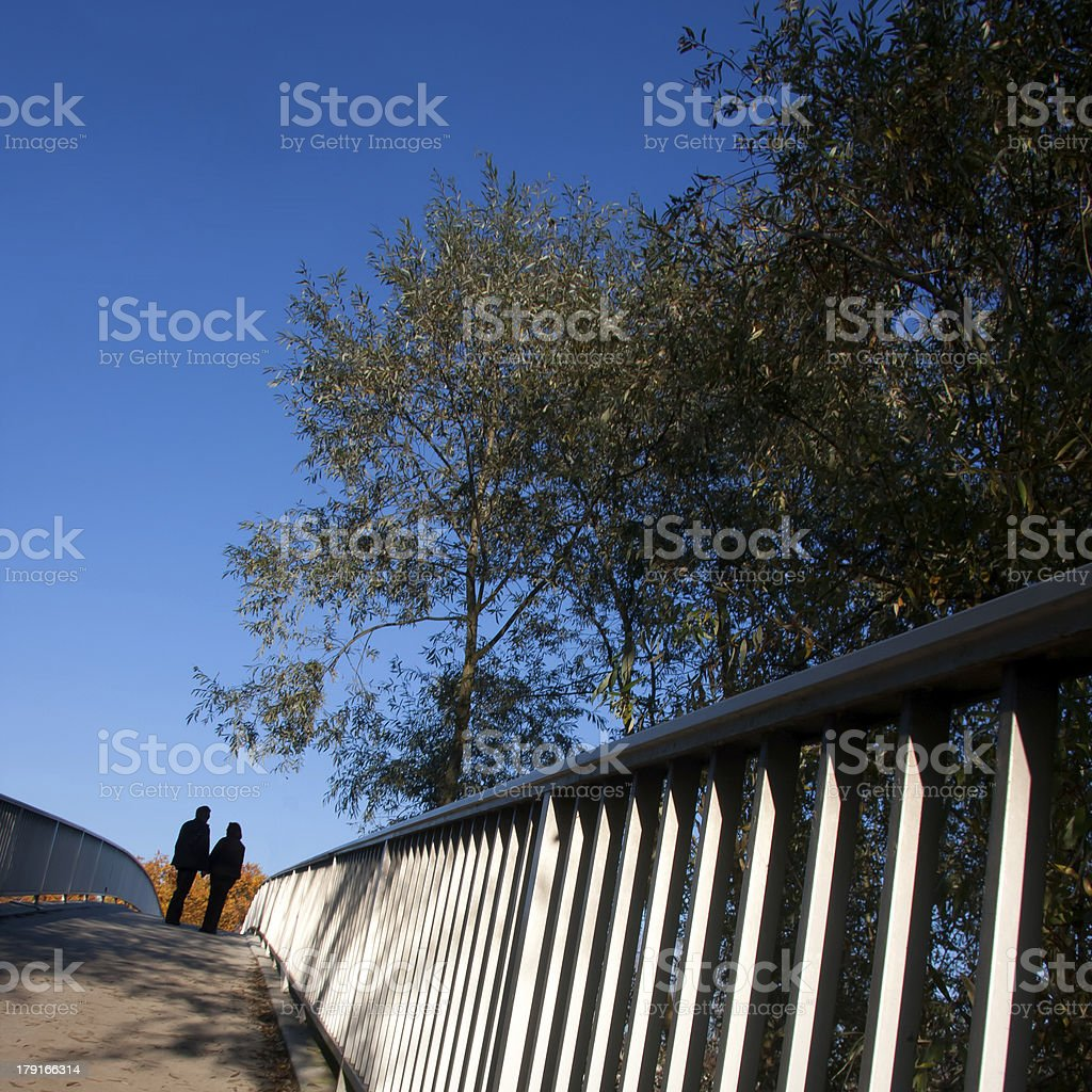 Together we stand royalty-free stock photo