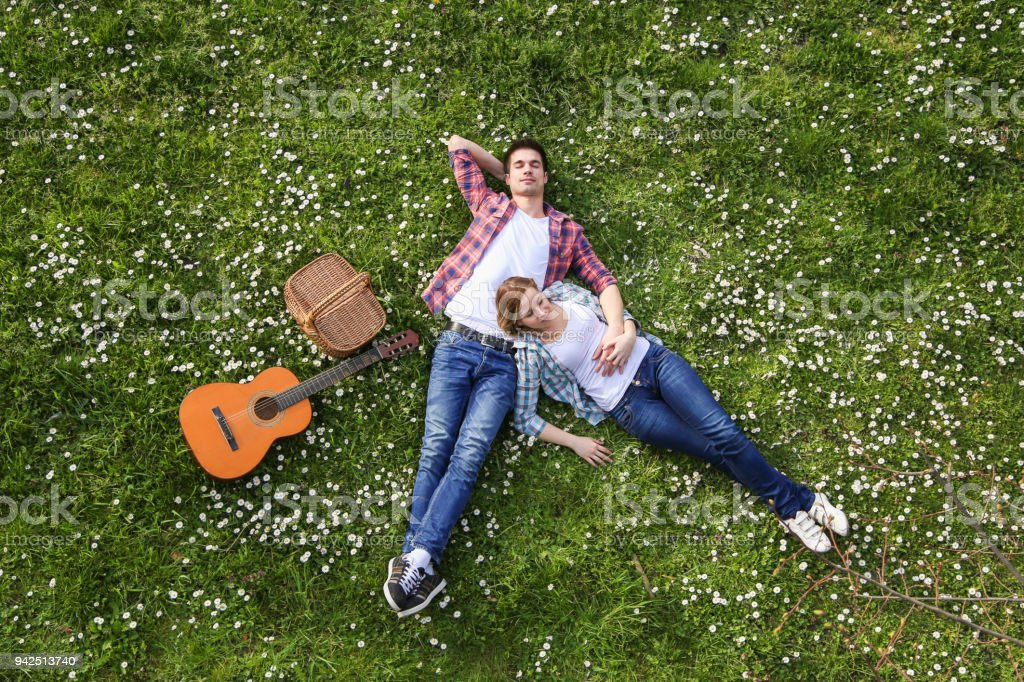 Togetherness in happiness stock photo