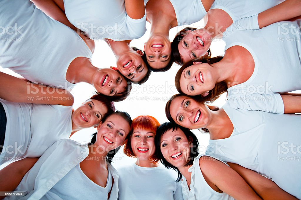Togetherness  Adult Stock Photo
