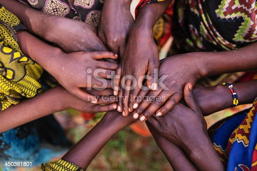 istock Togetherness 450361801