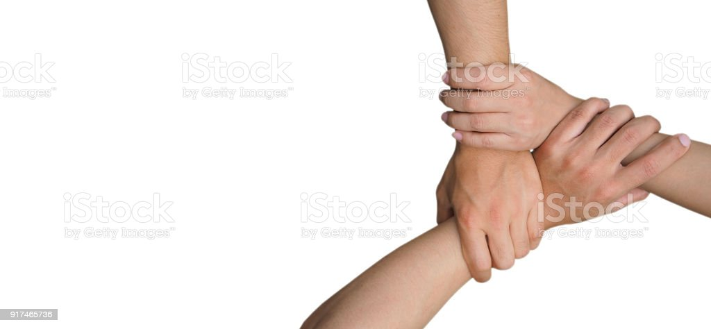 Togrtherness concept stock photo