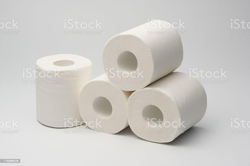 toilet paper  Clean Stock Photo