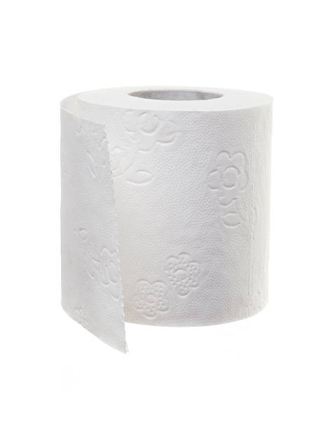 toilet paper toilet paper bathroom supplies hygiene toilet paper stock pictures, royalty-free photos & images