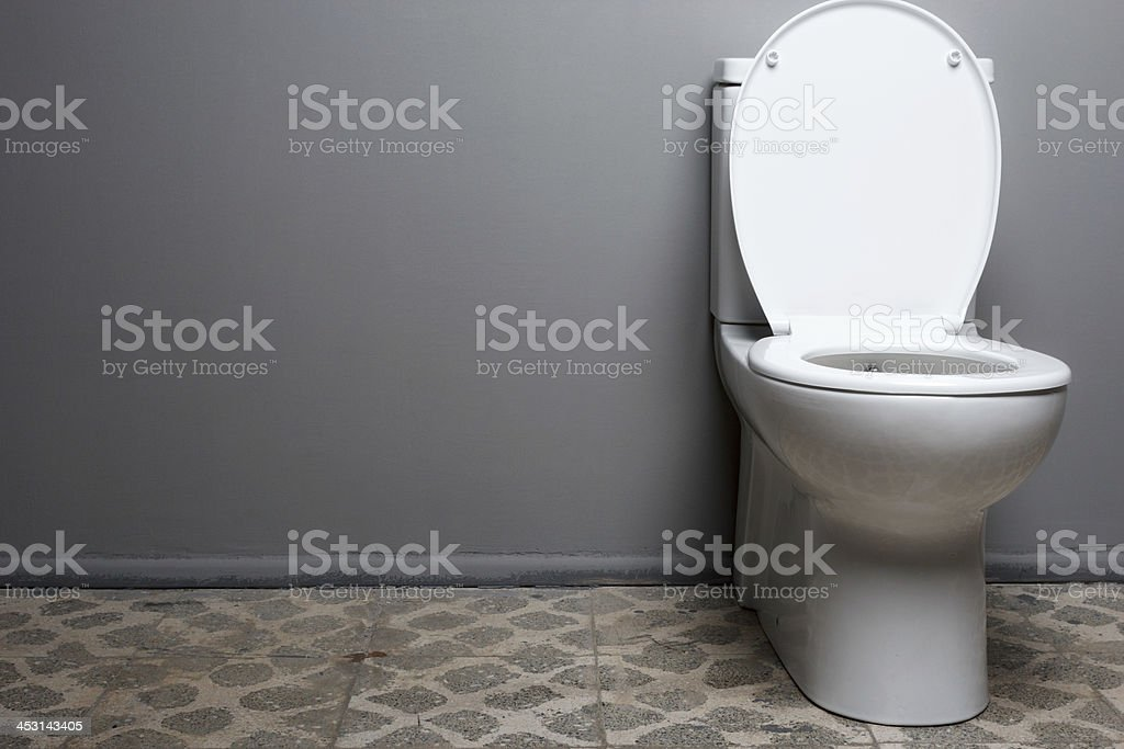 Toilet stock photo