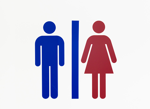 toilet sign stock photo - download image now - istock