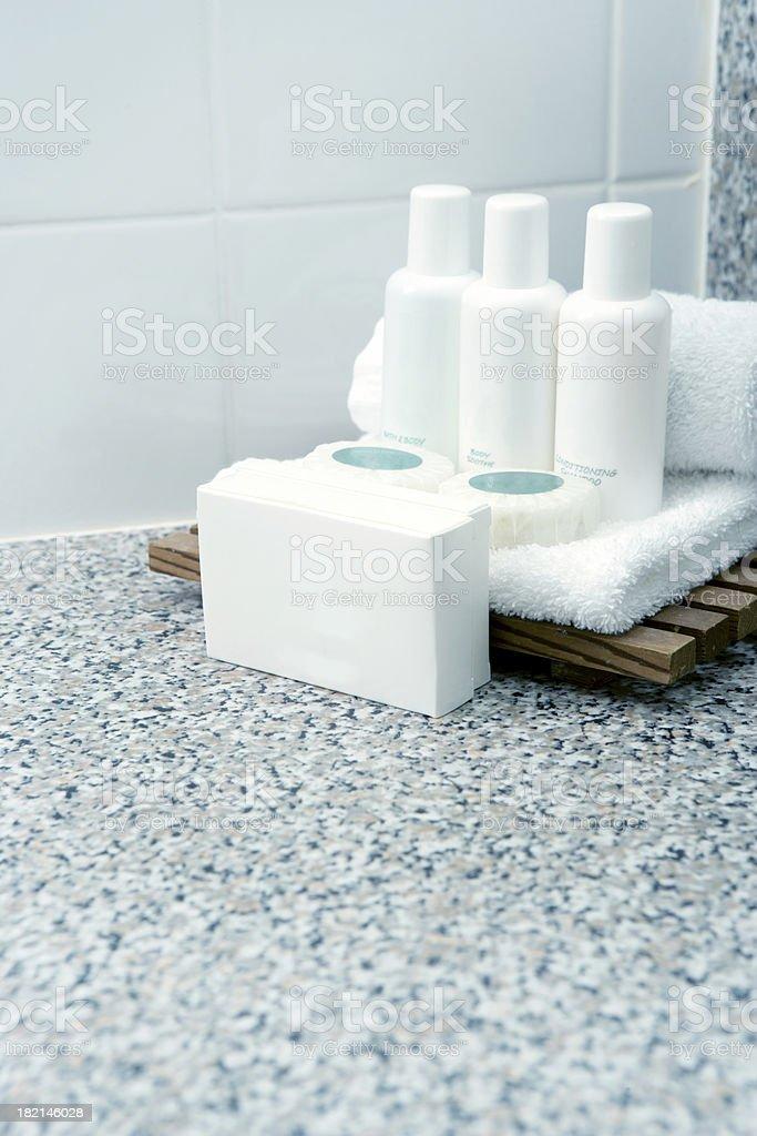 Toiletries royalty-free stock photo