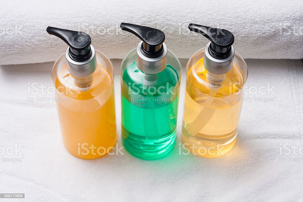 toiletry stock photo