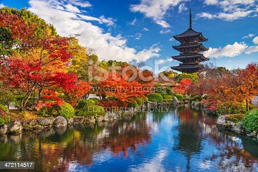 istock Toji Pagoda 472114517