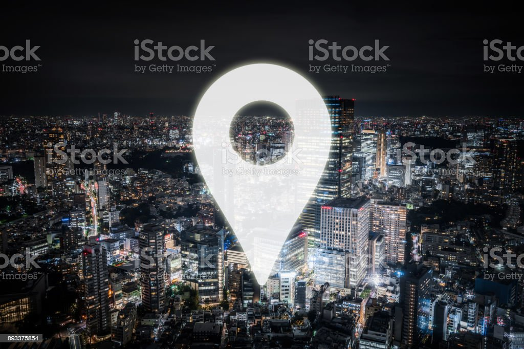 Tokyo as a Travel Destination stock photo