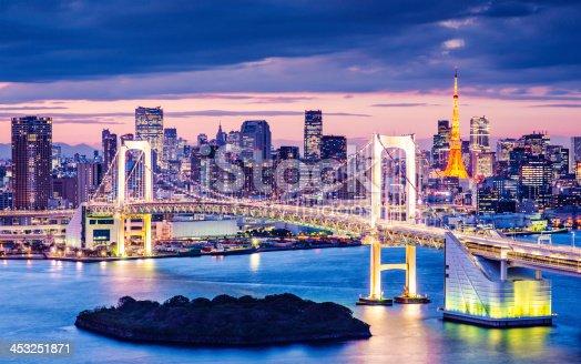 928415496 istock photo Tokyo Bay 453251871