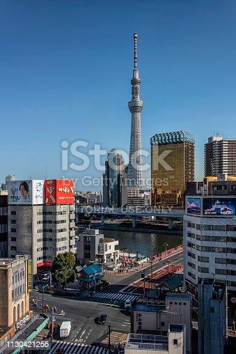 464620985 istock photo Tokyo city in daytime 1130421255