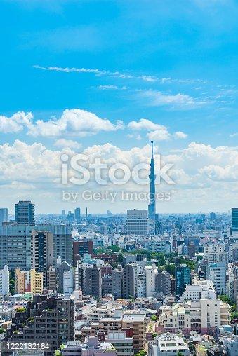 1184122904 istock photo Tokyo city skyline , Japan. 1222132164