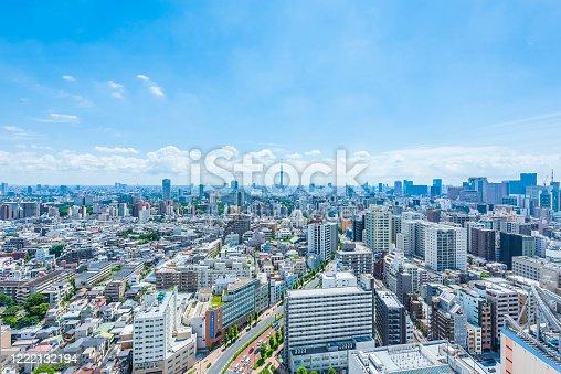 1184122904 istock photo Tokyo city skyline , Japan. 1222132194