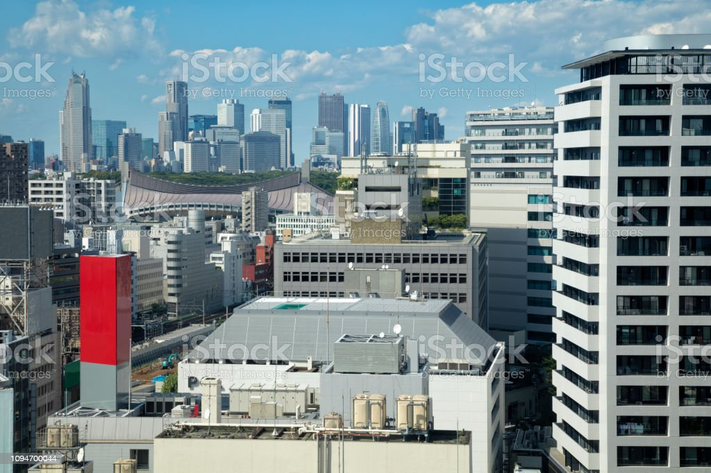 Stadtbild, Tokio – Foto