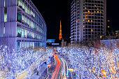 東京のイルミネーション