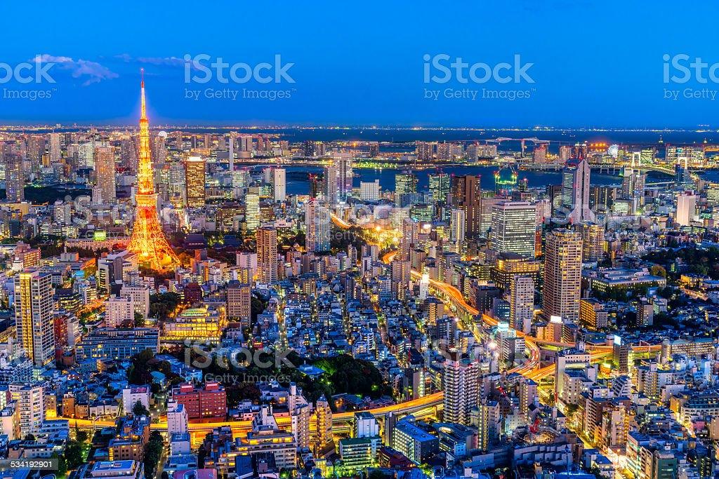 Tokyo, Japan. stock photo