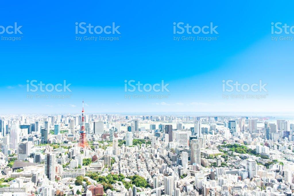 Tokyo manzara - Royalty-free Asya Stok görsel