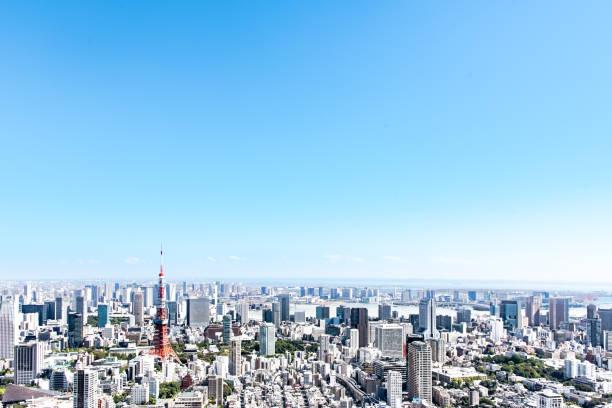 東京風景 - 日本 街並み ストックフォトと画像