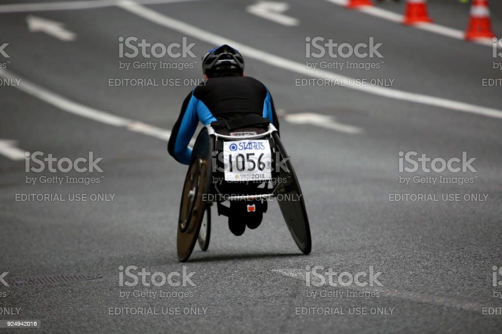 Tokio-Marathon 2018 – Foto
