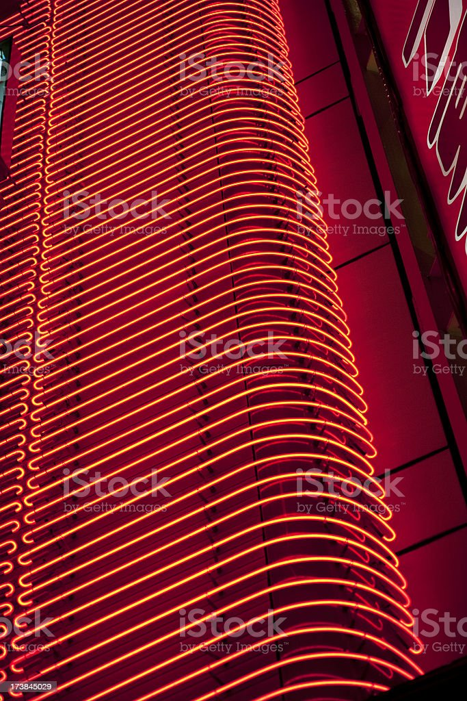 Tokyo Neon royalty-free stock photo