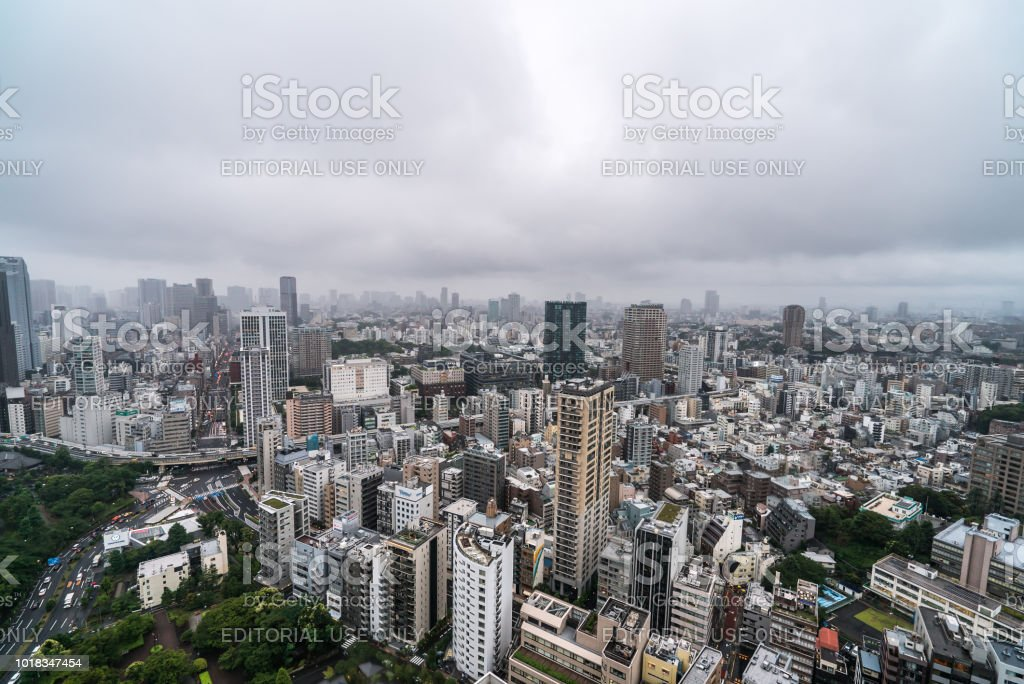 Tokyo Tower is the world\'s tallest, self-supported steel tower in...