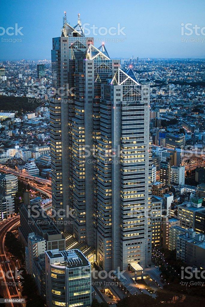 Tokyo - foto stock